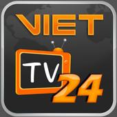Viet TV24 icon