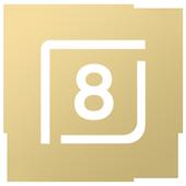 S8 Navigation icon