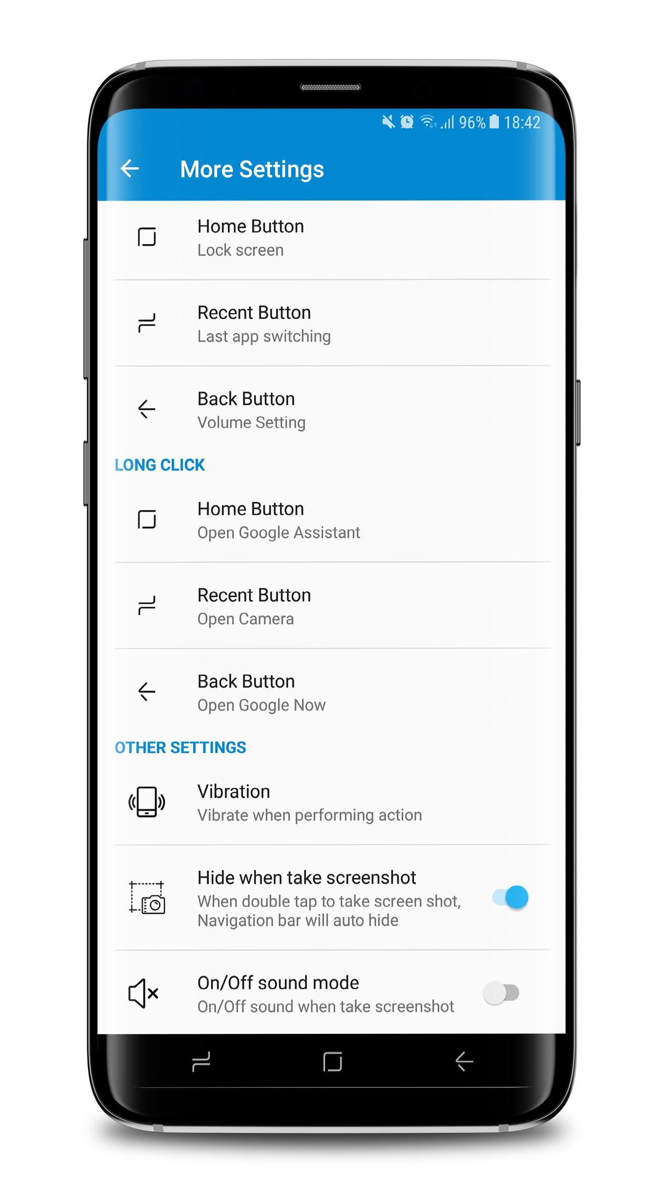 S8 Navigation for Android - APK Download