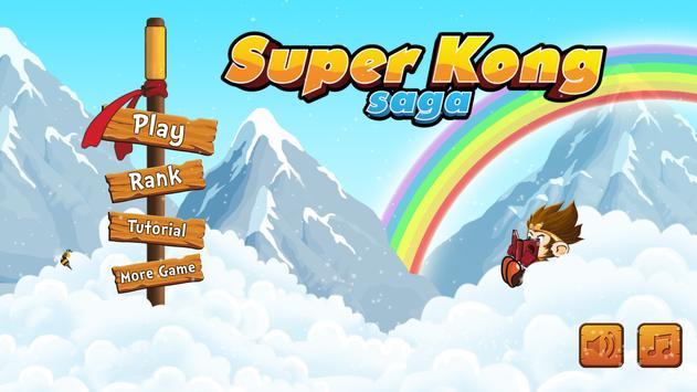 Super Kong poster
