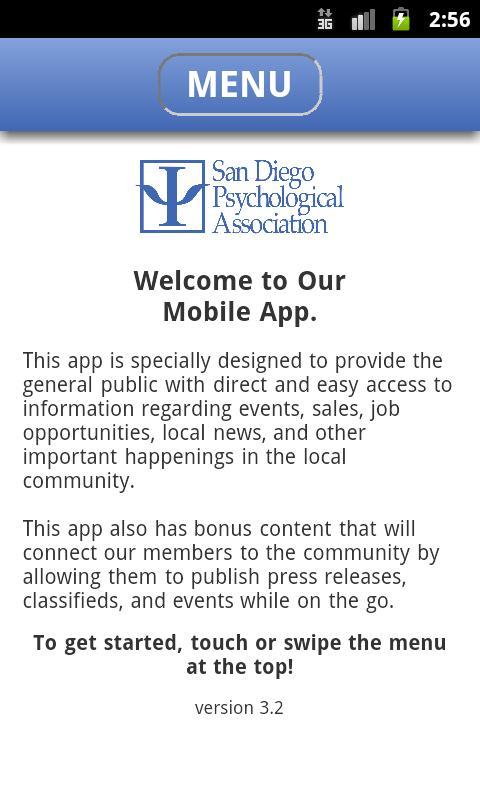 San Diego Psychological Assoc. poster