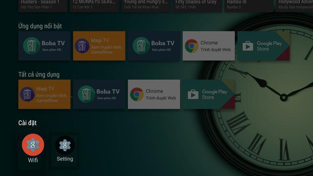 Boba Launcher screenshot 2