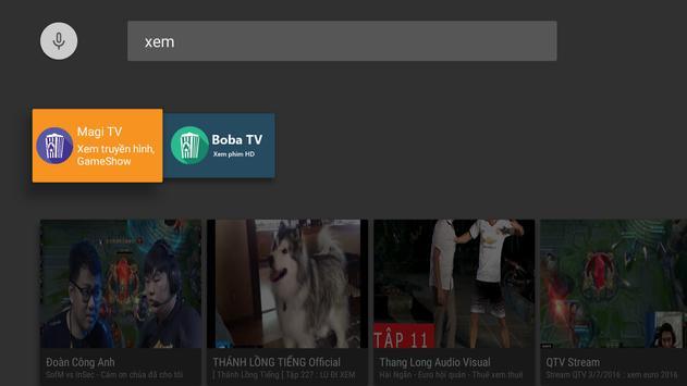 Boba Launcher screenshot 3