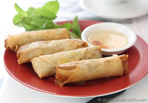 Vietnamese Food Recipes poster