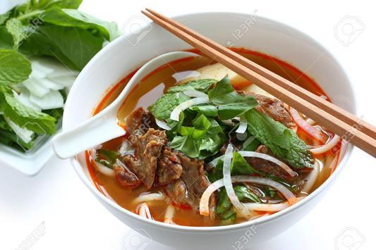 Vietnamese Food Recipes apk screenshot