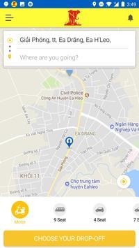 Quyet Tien Taxi screenshot 2