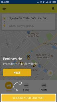 Taxi VietMap poster