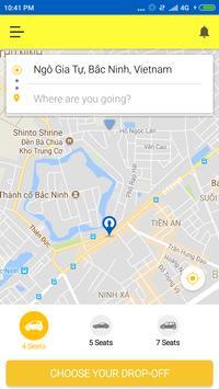 Taxi VietMap screenshot 1