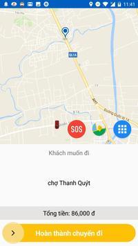 Taxi Thu Bồn Tài Xế screenshot 3