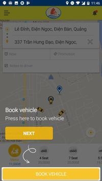 Thu Bon Taxi screenshot 1