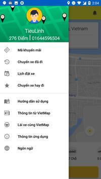 VietMap Đà Nẵng Taxi screenshot 1