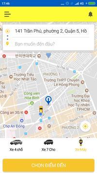 Taxi VietMap HaNoi screenshot 1