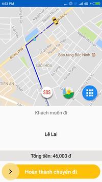 Tài Xế Hồng Hải Taxi screenshot 3
