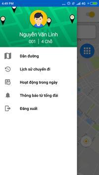 Tài Xế Hồng Hải Taxi screenshot 1