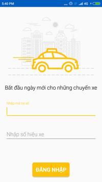 Hoa Mai Tài Xế poster