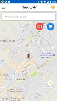 Quyết Tiến Taxi Tài Xế screenshot 1
