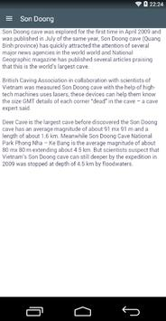 Son Doong discovery poster