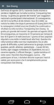 Son Doong discovery apk screenshot