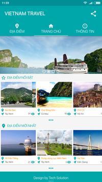 Việt Nam Travel poster