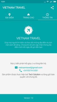 Việt Nam Travel screenshot 1