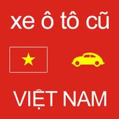 xe ô tô cũ Việt Nam icon