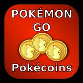 Pokecoins for Pokémon GO icon