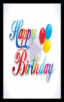 Happy Birthday To You apk screenshot