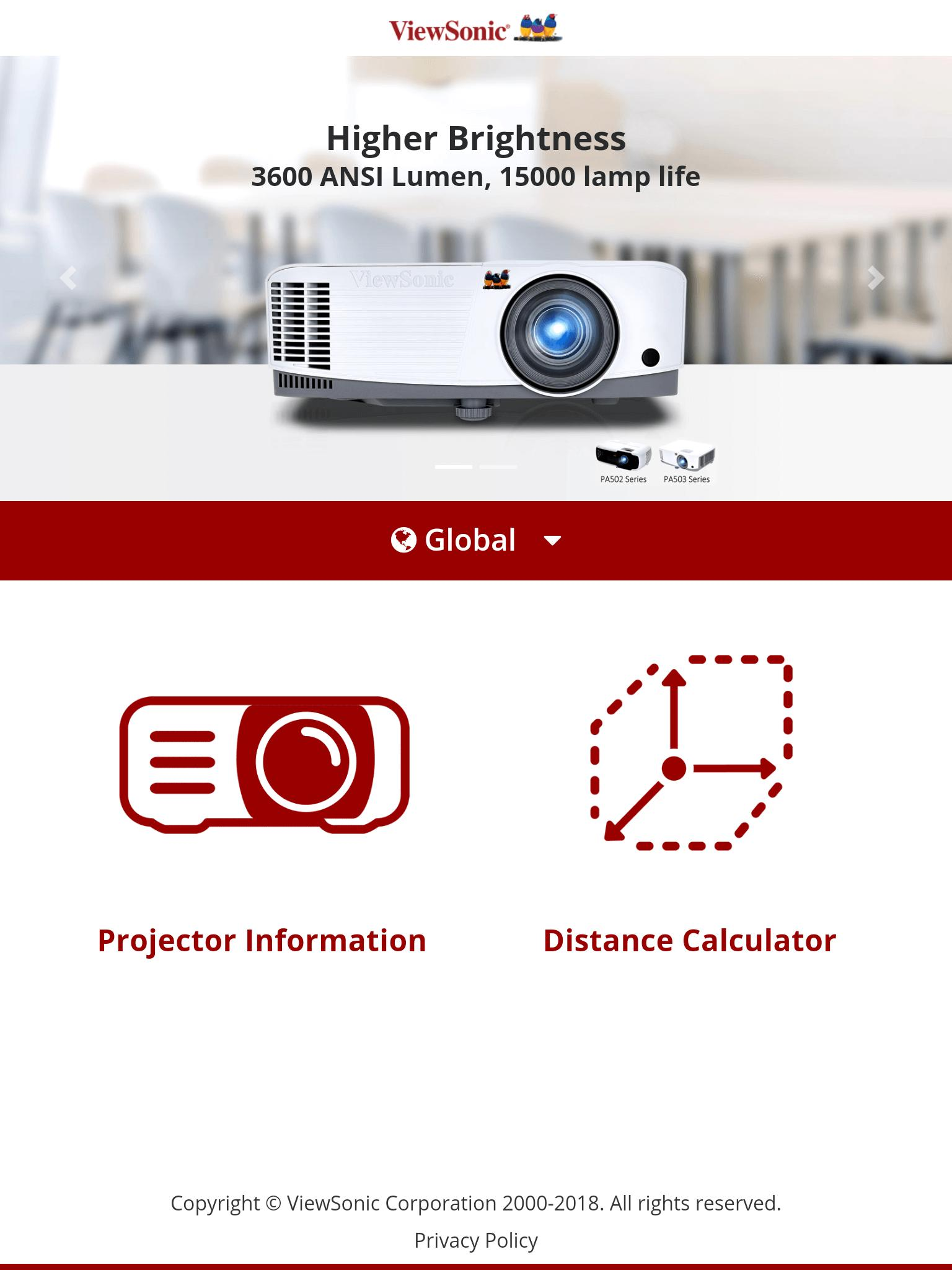 ViewSonic Projector for Android - APK Download