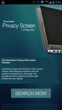 Privacy Screen Configurator poster