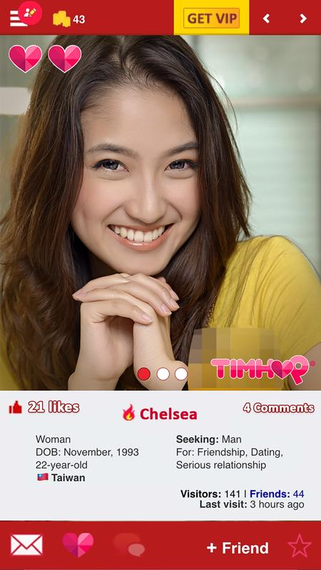 Asian dating free trial