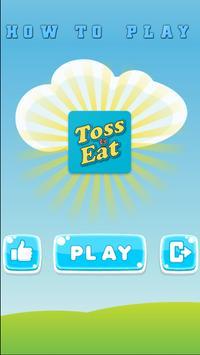 Toss & Eat poster
