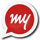 Train Live Location & PNR status On Your WhatsApp icon