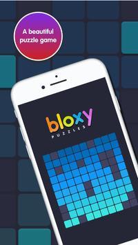 Bloxy poster