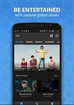 Viki:  亞洲精彩電視劇和電影 海報