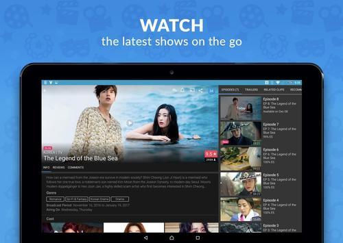 Viki:  亞洲精彩電視劇和電影 apk 截圖