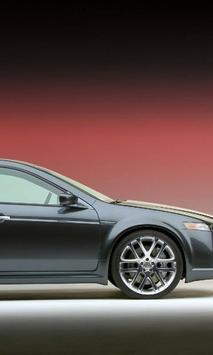 HD Themes Acura TL A Spec screenshot 1
