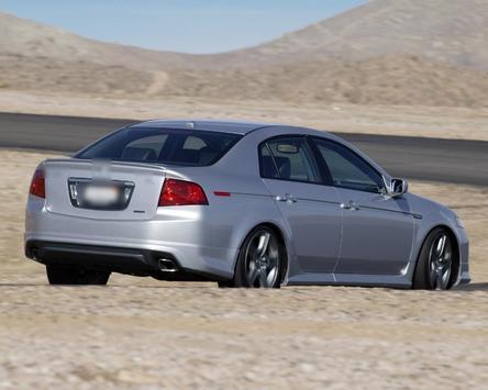 HD Themes Acura TL A Spec screenshot 3