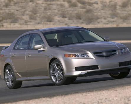 HD Themes Acura TL A Spec screenshot 4