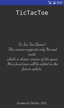 TicTacToe screenshot 1