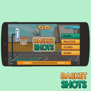 Basket Shots poster