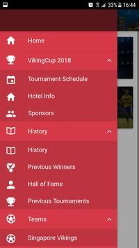VikingCup Football Tournament screenshot 1