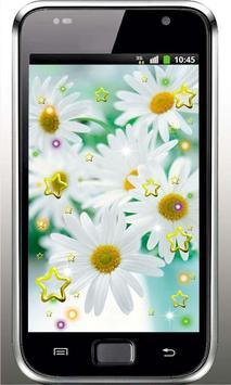 Camomile Flower live wallpaper screenshot 2