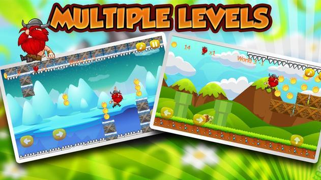 Viking's Adventure World apk screenshot