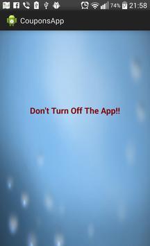LBMCouponsApp apk screenshot