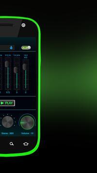 Headphones Bass Booster - EQ screenshot 1