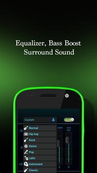 Headphones Bass Booster - EQ screenshot 2