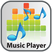 Mp3 player downloaded free icon