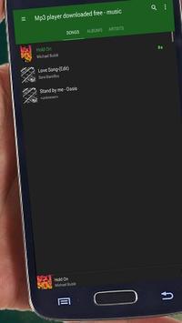 Mp3 player downloaded free screenshot 1