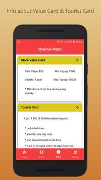 Chennai Metro screenshot 5