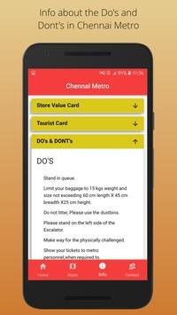 Chennai Metro screenshot 6